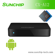 Free Sample Sunchip Amlogic S912 Android TV Box Sata 8 Core