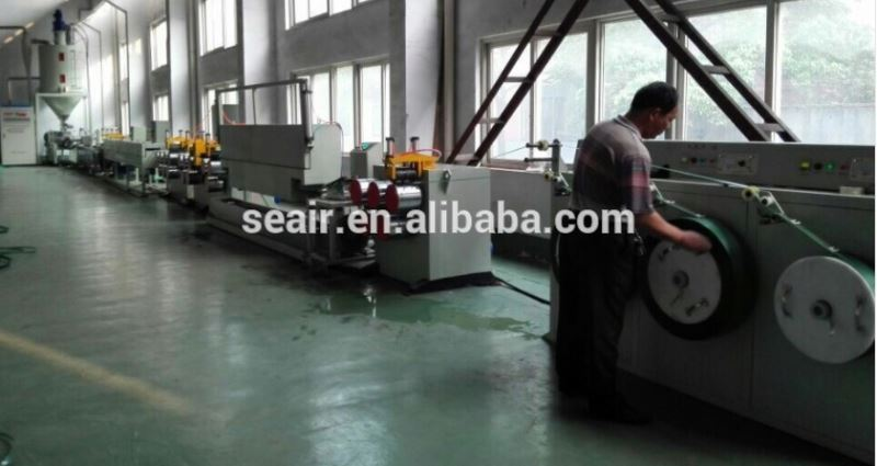 Customized machine,high capacity pet strapping band machine