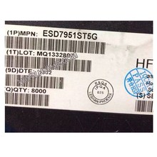 TVS Diodes ESD7951ST5G ESD7951