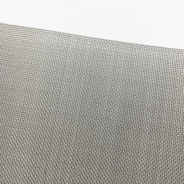 100 200 250 mesh 316L 316 stainless steel woven wire mesh