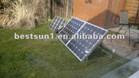 thin film solar panels 150W