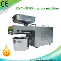 Hot Sale KXY-OP03 Home Use Mini Castor Oil Press Machine