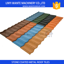 Best price of metal shingle roof with best quality and low