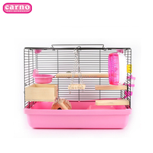Carno big hamster mesh cage animal cage wire mesh cage for small animals