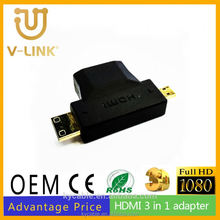 New style support 1080P vga to coax converter