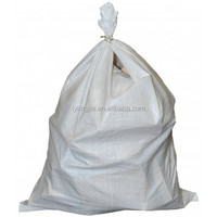 Agricultural products use pp woven bag/sack made in North China,food packing rice flour sugar bag