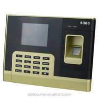 Office Equipment S300 Biometric Fingerprint Terminal Time Attendance /Fingerprint Machine For Time Record Attendance