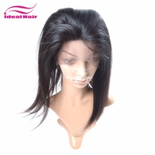 Highest quality virgin unprocessed 360 lace frontal closure baby hair