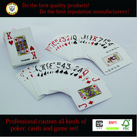 Popular Texas Holdem Poker, Custom Texas Holdem Playing Cards Game