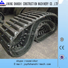 KUBOTA KX251 rubber track 450*71*86 for sale, KX91,KX121,KX135,KX155,KX163 rubber track chain, rubber undercarriage