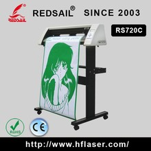 Redsail high quality cutting plotter RS720 with reasonable price