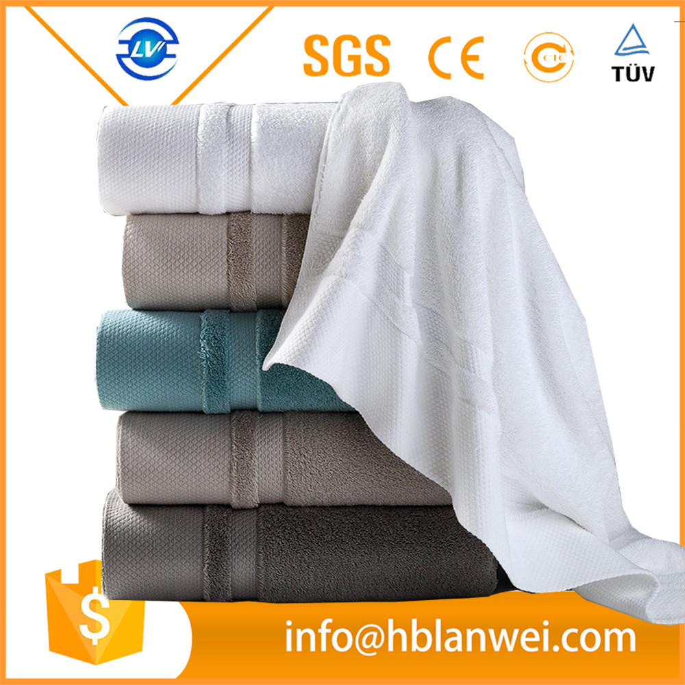21s/2 white cotton face towel hotel catering towel manufacturers selling wholesale for beauty salon sauna