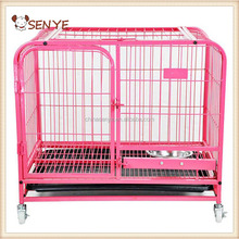 Strong Stainless Steel Heavy Duty Dog Cage