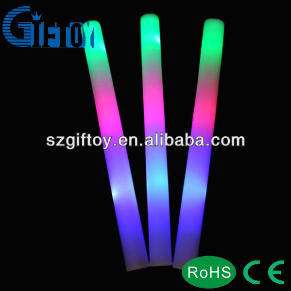 party concert flashing foam stick