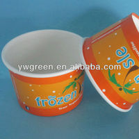 yogurt packaging cups with fantastic design