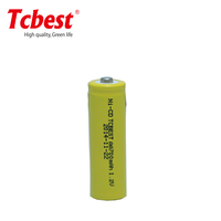 NI-CD rechargeable battery AA 700mah 1.2V , AA Ni-CD battery 700mah