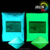 glow bicycle glow in the dark pigment, luminofor pigment powder, night glow pigment