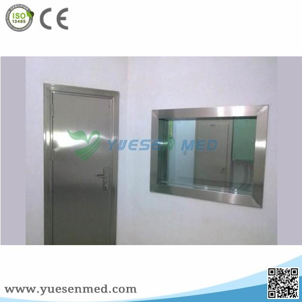 YSX1525 YSX1613 lead door and lead glass window