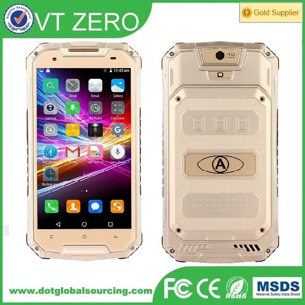 Breakingproof 5 inch Quad Core 1.2Ghz smart phone 8 GB brand android cell phone