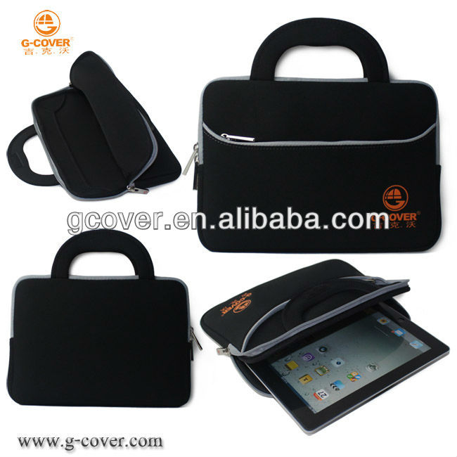 neoprene sleeve for apple iPad ,for iPad case