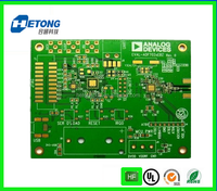 important electronic components single side pcb high quality single /double side pcb ,multilayer pcb with surface OSP ENIG HASL
