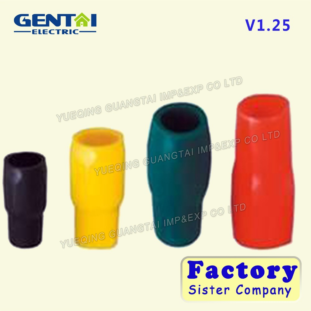 High Quality PVC Terminal Covers, electrical wire pvc cover,Vinyl Wire End Cap