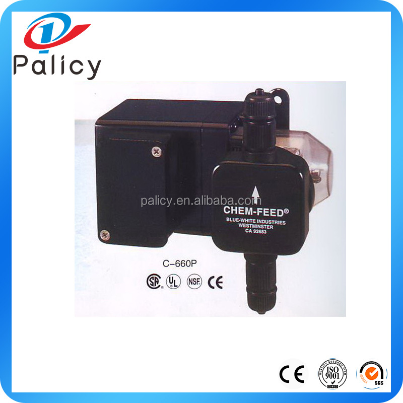 Automatic pool controller chemical chlorine dosing pump