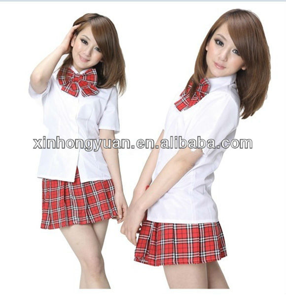 sexy girls uniform for school students