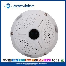Shenzhen China Best Selling Products Fisheye Camera Support P2P Wifi POE Optional
