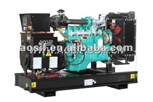 200KVA DCEC power 160KW diesel engine electricity generator