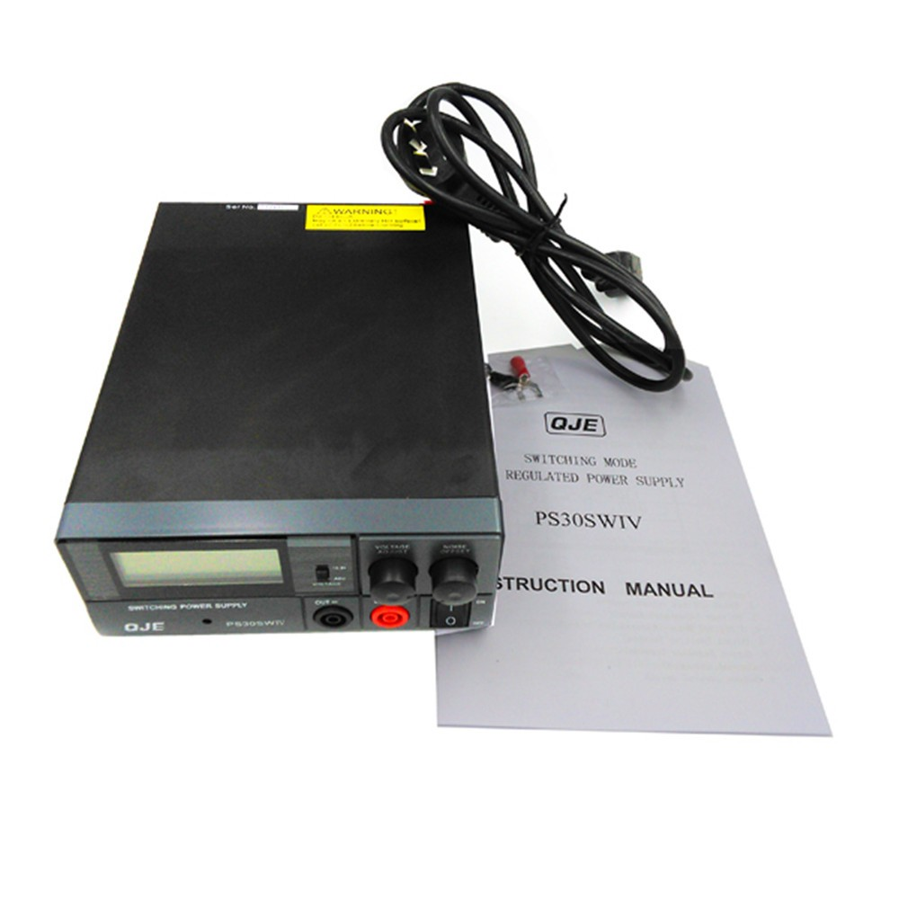 High quality 13.8V 30A power supply PS-30SW IV AC to Switching DC Power Supply PS30SW IV for mobile two way radio