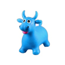 kids fun toy inflatable jumping animal for sales