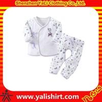 Unisex Hooded Cotton children custom made newborn baby winter clothing