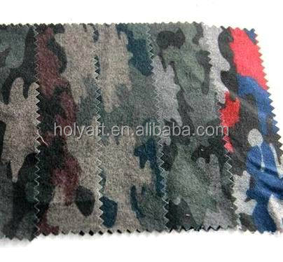 hot sale high quality wool camouflage fabric