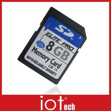 Factory 8GB SD Memory Card