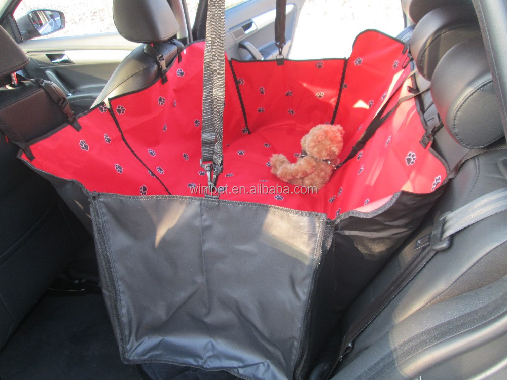 Pet Car Seats for dogs cats protection combo car seat cover pet