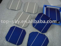 5x5 inch high efficiency low price mono-crystalline solar cells mono solar cell