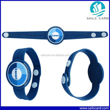 Wholesale factory price popular RFID wristbands for events