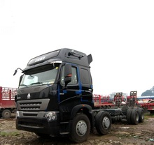 SINOTRUK HOWO A7 6X4 Tractor Truck 420HP International Tractor Truck Head for sale