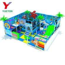 Euro Kids Play Area Games Plastic Electric Indoor Playground Equipment