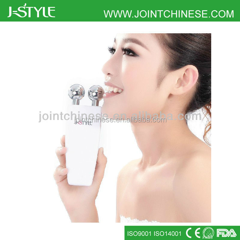 J-style home use microcurrent home skin tightening devices at home