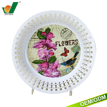 Feature rectangle plastic serving tray for Can be customized tray