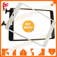 Mobile accessories For iPad mini 2 lens Top for iPad mini 2 glass touchscreen replacement