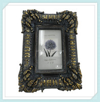 Digital Photo Frame Resin Picture Frame