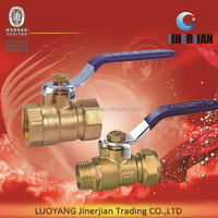 CSA,UL,FM,NSF,CUPC Approved,Lead Free Q104LF brass ball valve,Threaded