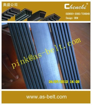 Poly Ribbed Belt for car (6PK2205)