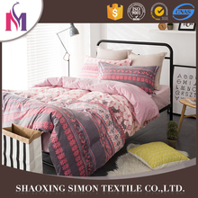 2017 Top Emboss Flannel Bedsheet Cartoon Bed Sheet Sets Ribbon Embroidery Bedding Set