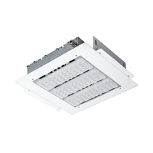 High lumen Petrol Station 100w 120w 150w Gas Station Led Canopy Light
