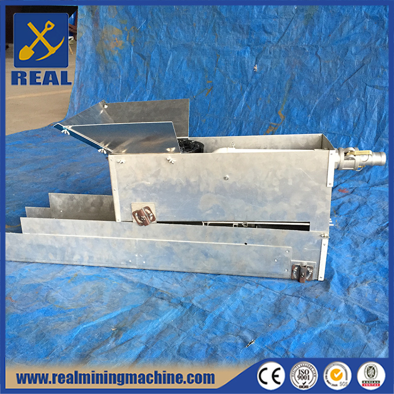 small gold mining equipment sluice box plans gold prospecting kits