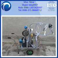 cattle goat camel used Vacuum milking machine //0086-13673629307